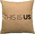 <h5>This Is Us pillow</h5>